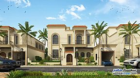Ad Photo: Villa 4 bedrooms 2 baths 350 sqm semi finished in New Capital  Cairo