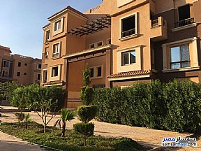Ad Photo: Apartment 3 bedrooms 2 baths 160 sqm semi finished in October Gardens  6th of October
