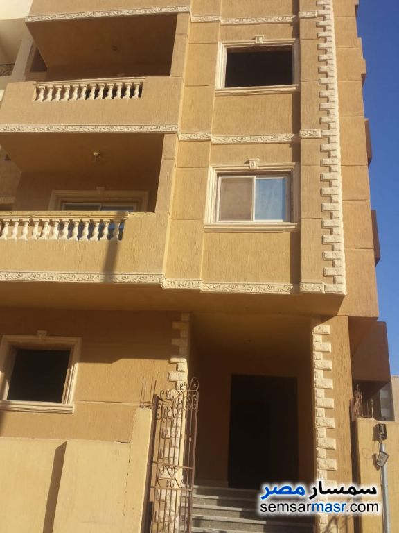 Photo 1 - Apartment 3 bedrooms 1 bath 125 sqm semi finished For Sale Districts 6th of October