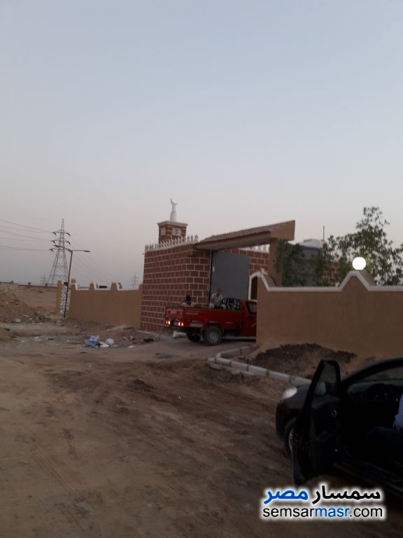 Photo 3 - Land 3,000 sqm For Sale North Extensions 6th of October