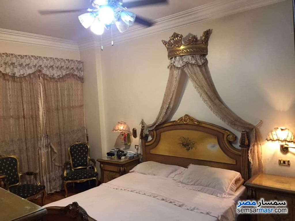 Photo 3 - Apartment 3 bedrooms 3 baths 240 sqm extra super lux For Rent New Nozha Cairo