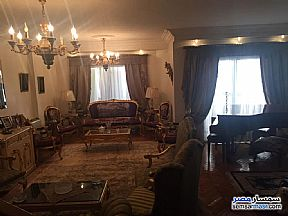 Apartment 3 bedrooms 3 baths 240 sqm extra super lux For Rent New Nozha Cairo - 5