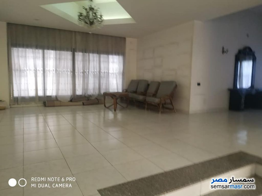 Photo 4 - Apartment 3 bedrooms 3 baths 400 sqm super lux For Rent Sheraton Cairo