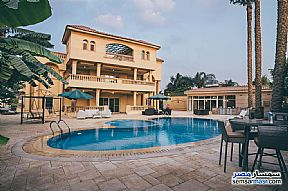 Ad Photo: Villa 5 bedrooms 4 baths 7000 sqm extra super lux in AL Mansoureyah  Giza