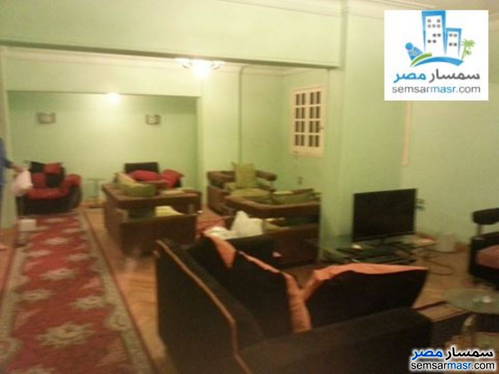 Photo 5 - 3 bedrooms 2 baths 186 sqm super lux For Rent Sheraton Cairo