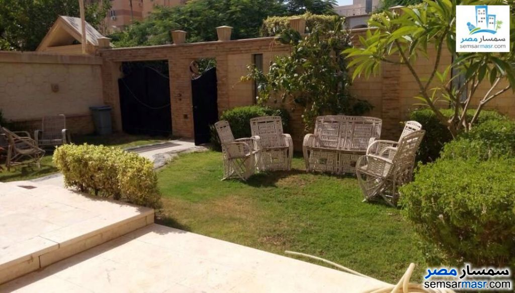Photo 2 - Villa 4 bedrooms 4 baths 475 sqm extra super lux For Rent Sheraton Cairo
