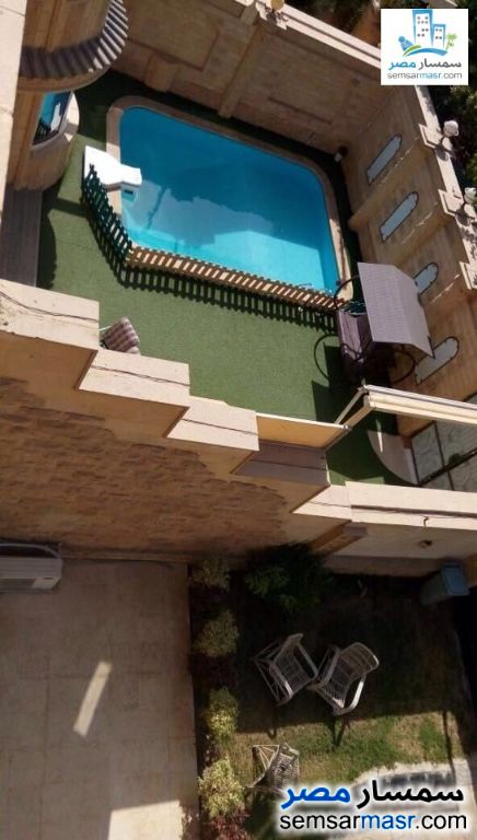 Photo 4 - Villa 4 bedrooms 4 baths 475 sqm extra super lux For Rent Sheraton Cairo
