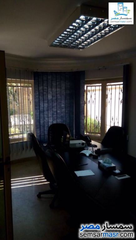 Photo 10 - Villa 4 bedrooms 4 baths 475 sqm extra super lux For Rent Sheraton Cairo