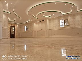 Ad Photo: Apartment 4 bedrooms 2 baths 350 sqm extra super lux in Hadayek Al Ahram  Giza