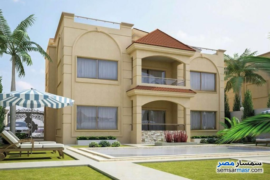 Ad Photo: Villa 5 bedrooms 4 baths 720 sqm semi finished in King Maryot  Alexandira