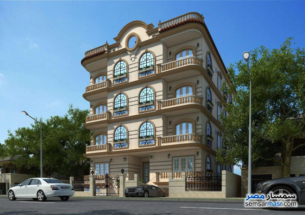 Photo 1 - Apartment 5 bedrooms 3 baths 220 sqm semi finished For Sale Badr City Cairo