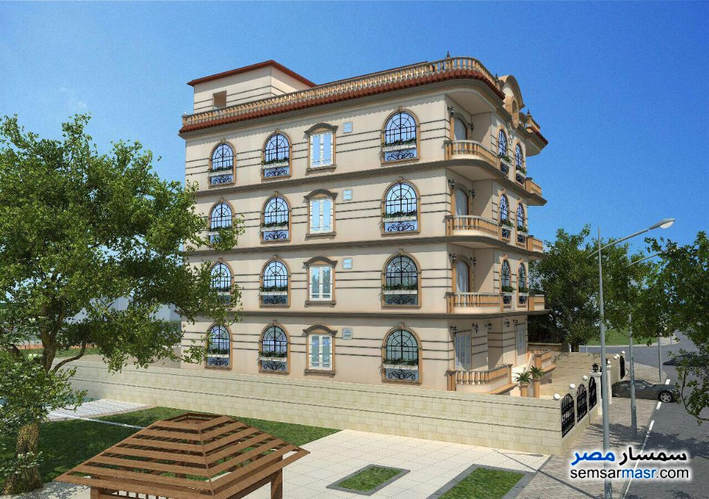Photo 2 - Apartment 5 bedrooms 3 baths 220 sqm semi finished For Sale Badr City Cairo