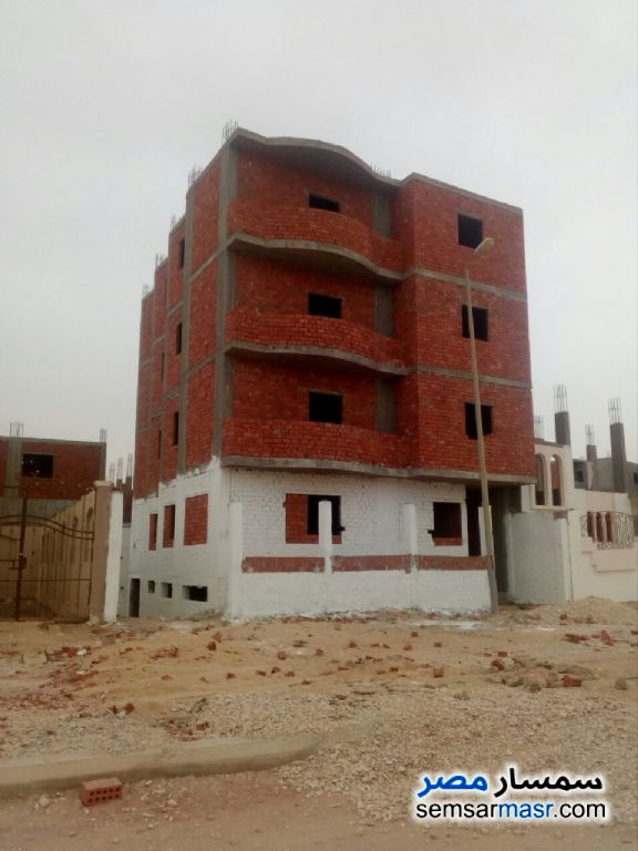 Ad Photo: Villa 3 bedrooms 1 bath 262 sqm without finish in New Asyut  Asyut