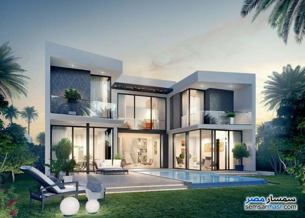 Ad Photo: Villa 3 bedrooms 2 baths 197 sqm extra super lux in Palm Hills  6th of October