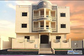 Villa 18 bedrooms 12 baths 600 sqm semi finished For Sale El Ubour City Qalyubiyah - 1