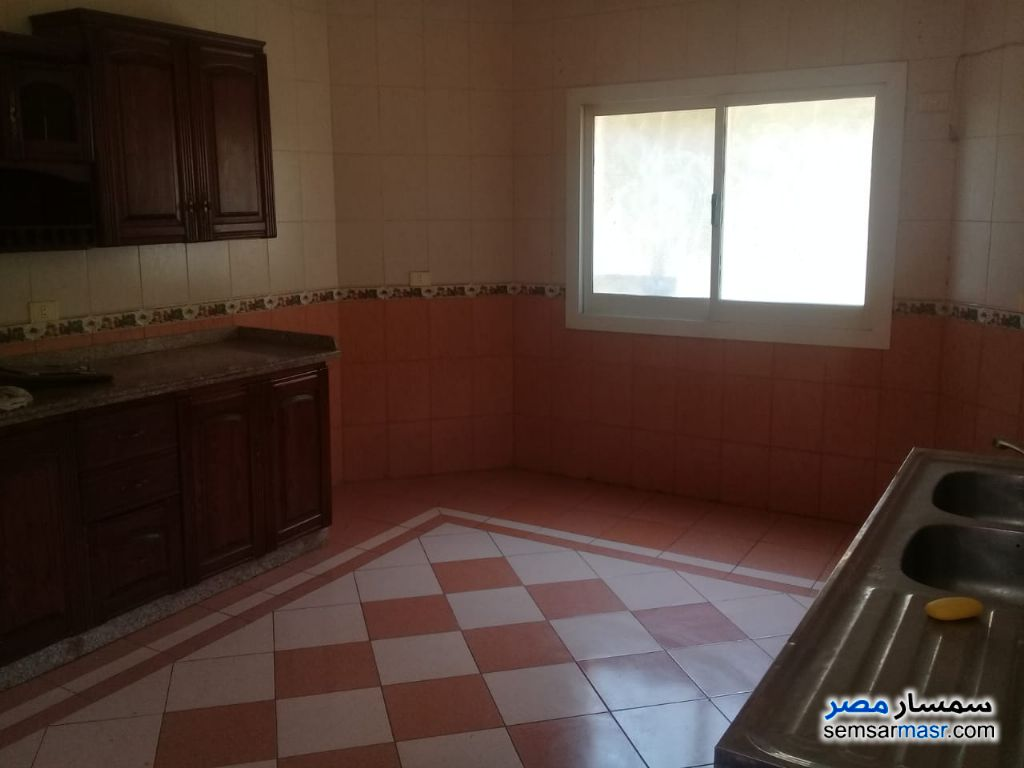 Photo 16 - Villa 3 bedrooms 2 baths 300 sqm super lux For Rent Shorouk City Cairo