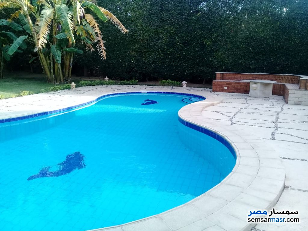 Photo 5 - Villa 3 bedrooms 2 baths 300 sqm super lux For Rent Shorouk City Cairo