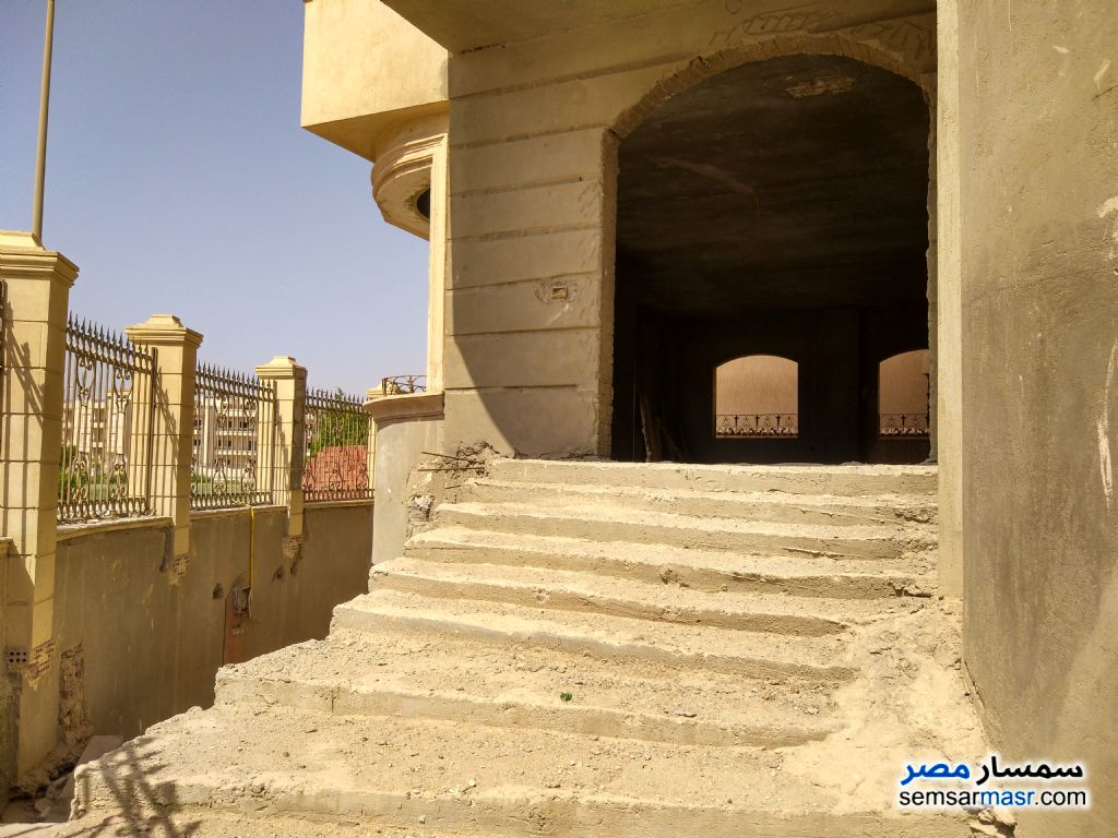 Photo 3 - Villa 12 bedrooms 8 baths 1,400 sqm semi finished For Sale First Settlement Cairo
