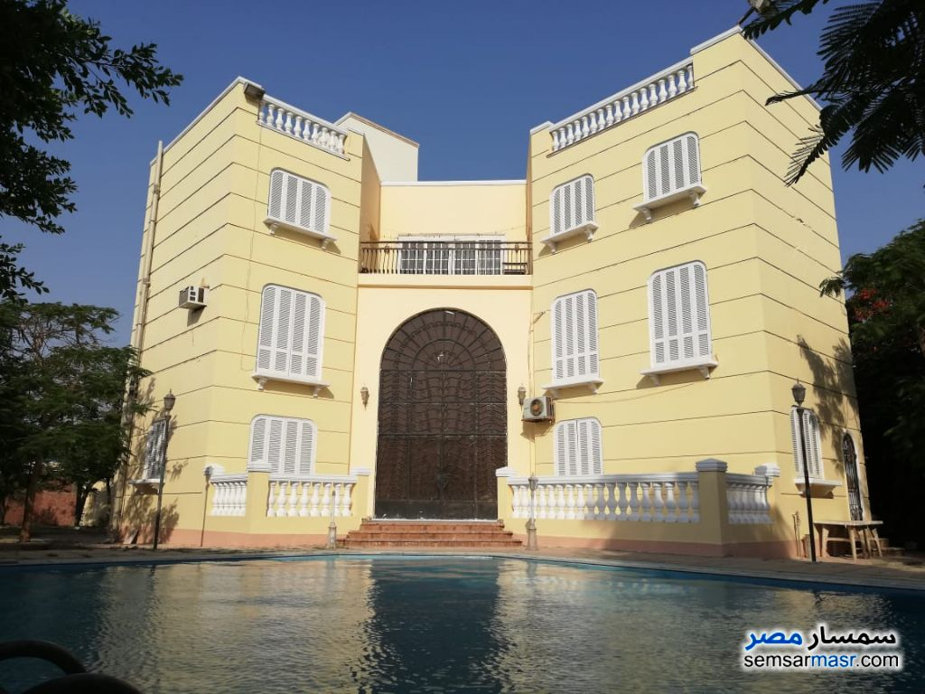 Photo 1 - Villa 8 bedrooms 6 baths 420 sqm extra super lux For Sale Haram Giza