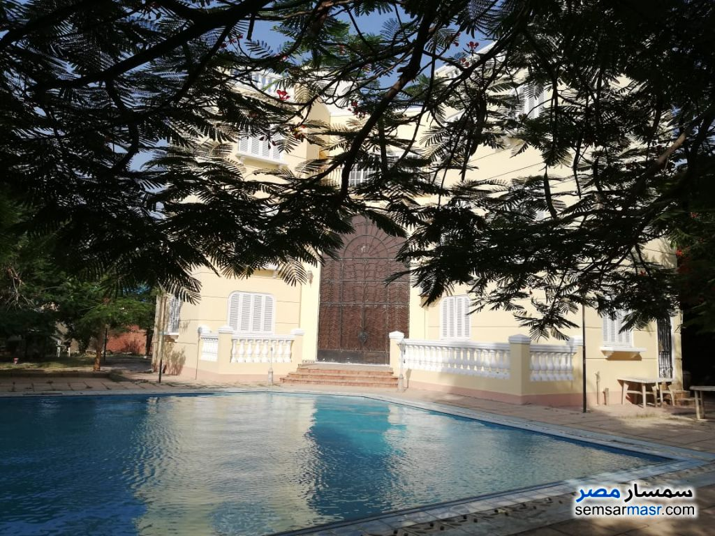 Photo 2 - Villa 8 bedrooms 6 baths 420 sqm extra super lux For Sale Haram Giza