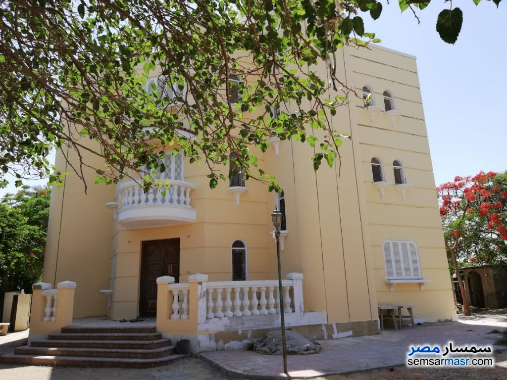 Photo 3 - Villa 8 bedrooms 6 baths 420 sqm extra super lux For Sale Haram Giza