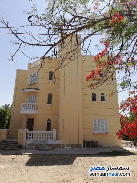 Photo 4 - Villa 8 bedrooms 6 baths 420 sqm extra super lux For Sale Haram Giza