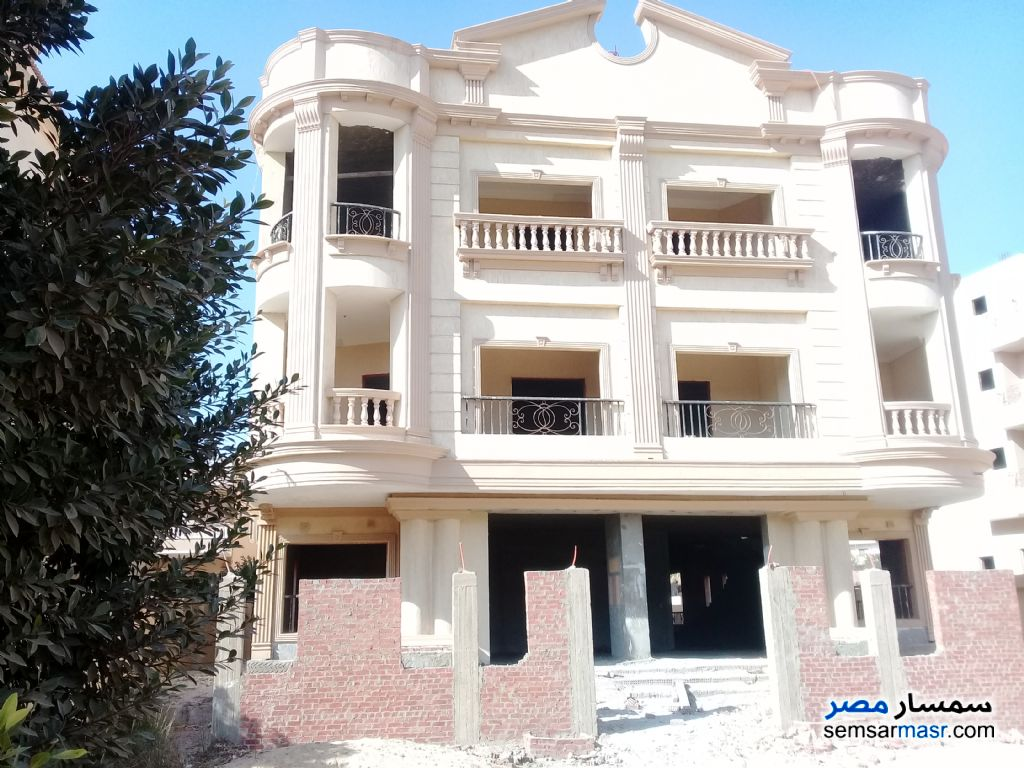 Photo 1 - Villa 14 bedrooms 13 baths 600 sqm semi finished For Sale El Ubour City Qalyubiyah