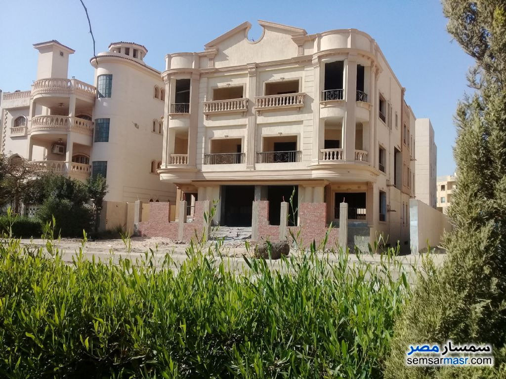 Photo 4 - Villa 14 bedrooms 13 baths 600 sqm semi finished For Sale El Ubour City Qalyubiyah