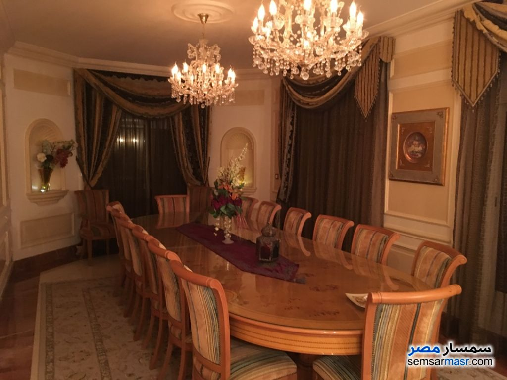 Photo 1 - Villa 12 bedrooms 5 baths 925 sqm extra super lux For Sale Rehab City Cairo