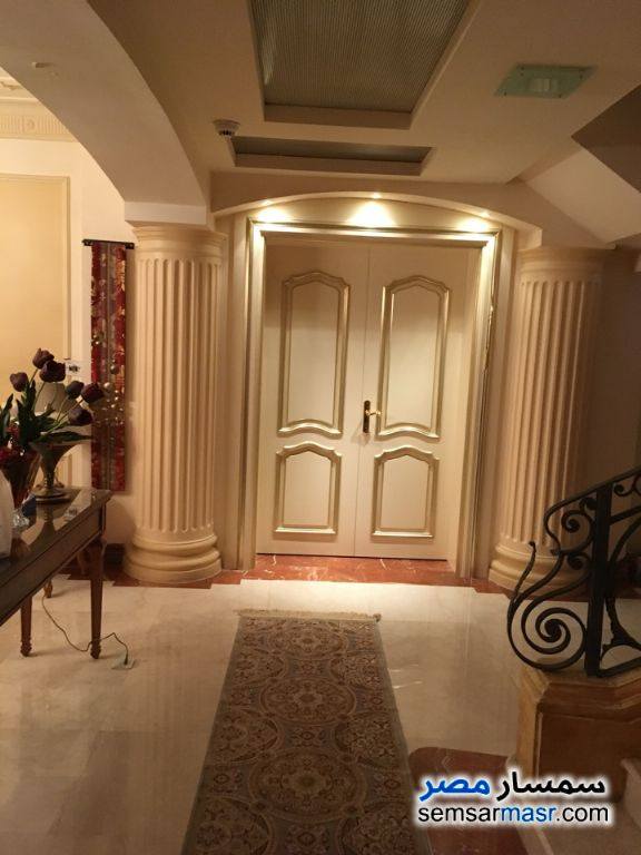 Photo 3 - Villa 12 bedrooms 5 baths 925 sqm extra super lux For Sale Rehab City Cairo