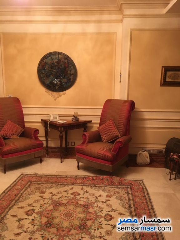Photo 4 - Villa 12 bedrooms 5 baths 925 sqm extra super lux For Sale Rehab City Cairo