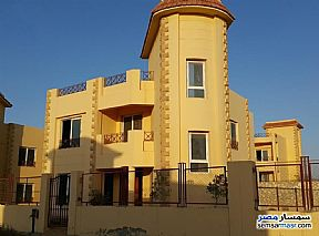 Ad Photo: Villa 7 bedrooms 5 baths 1080 sqm semi finished in Cairo Alexandria Desert Road  Giza