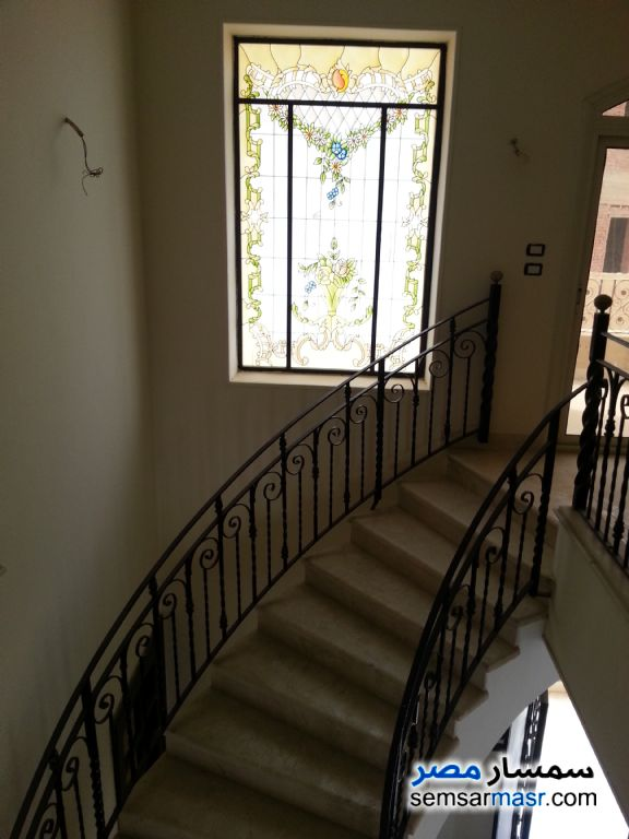 Photo 2 - Villa 6 bedrooms 6 baths 870 sqm extra super lux For Sale Shorouk City Cairo