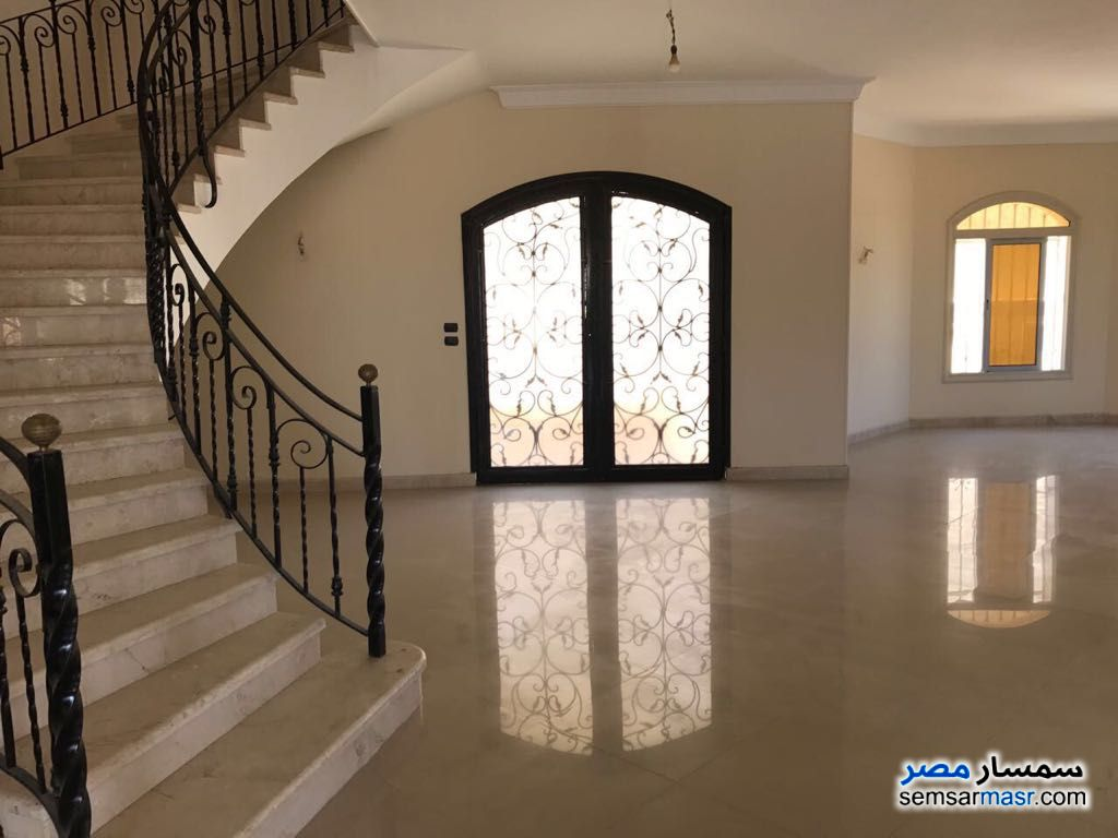 Photo 4 - Villa 6 bedrooms 6 baths 870 sqm extra super lux For Sale Shorouk City Cairo