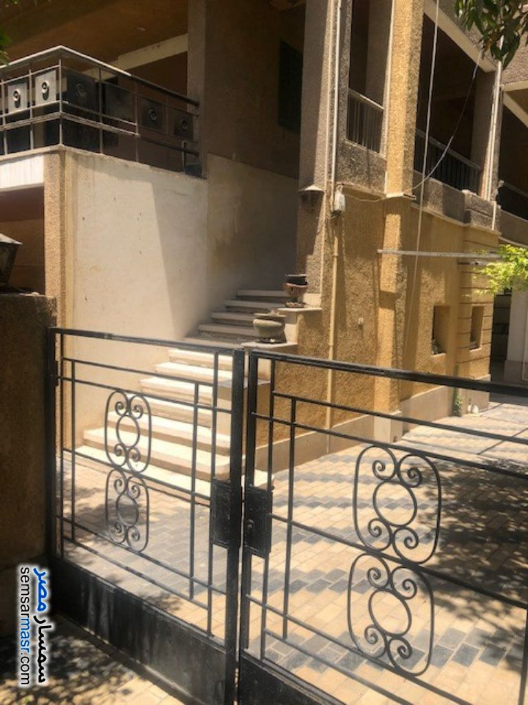 Villa 25 bedrooms 6 baths 1,600 sqm lux For Rent Nasr City Cairo - 1