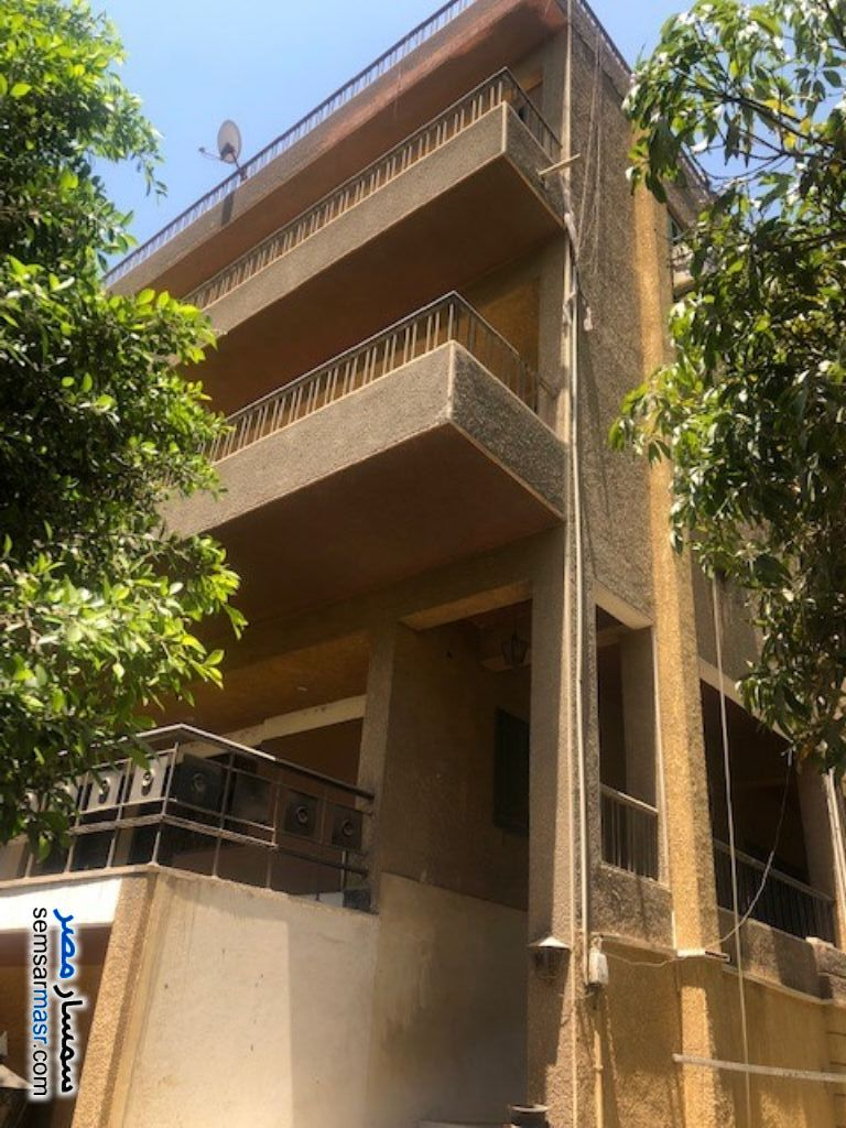 Villa 25 bedrooms 6 baths 1,600 sqm lux For Rent Nasr City Cairo - 2