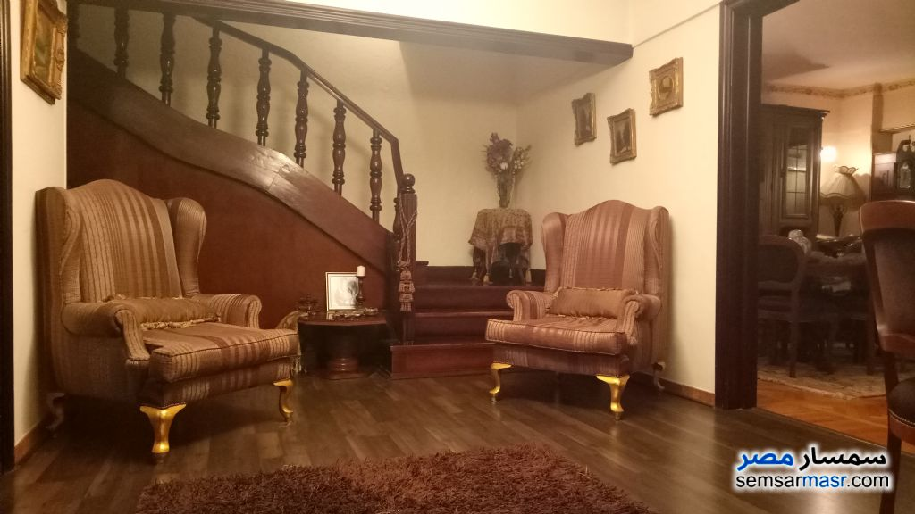 Photo 2 - Apartment 3 bedrooms 3 baths 300 sqm extra super lux For Sale Mohandessin Giza