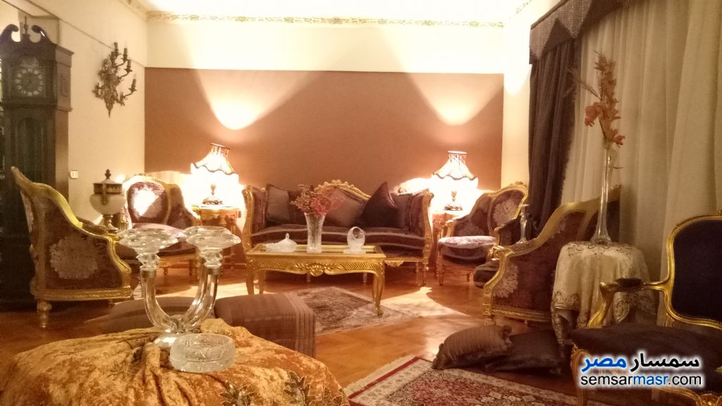 Photo 7 - Apartment 3 bedrooms 3 baths 300 sqm extra super lux For Sale Mohandessin Giza