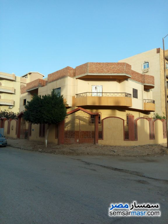 Ad Photo: Villa 4 bedrooms 3 baths 452 sqm without finish in Egypt