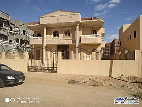 Ad Photo: Villa 6 bedrooms 4 baths 600 sqm semi finished in Badr City  Cairo