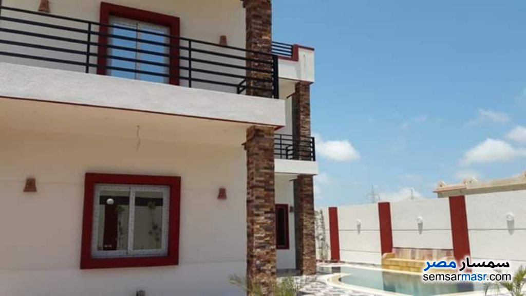 Photo 2 - Villa 4 bedrooms 4 baths 366 sqm super lux For Sale King Maryot Alexandira