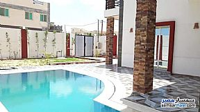 Villa 4 bedrooms 4 baths 366 sqm super lux For Sale King Maryot Alexandira - 3