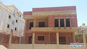 Ad Photo: Villa 6 bedrooms 4 baths 640 sqm without finish in West Somid  6th of October