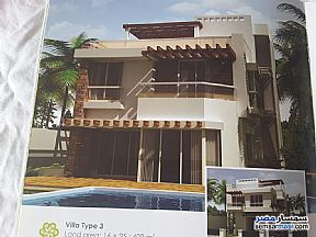 Ad Photo: Villa 3 bedrooms 3 baths 280 sqm semi finished in Districts  6th of October