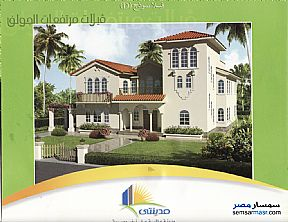 Ad Photo: Villa 4 bedrooms 4 baths 744 sqm extra super lux in Madinaty  Cairo