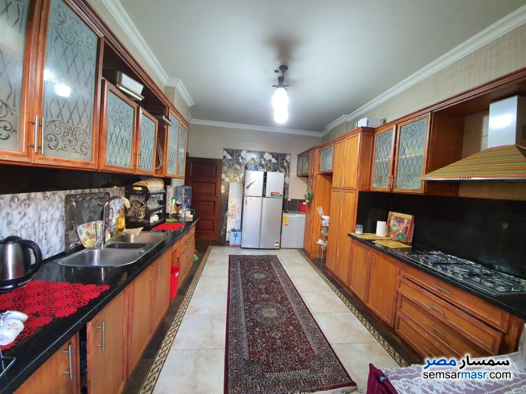 Photo 3 - Villa 9 bedrooms 5 baths 800 sqm extra super lux For Sale West Somid 6th of October