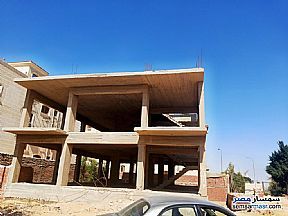 Ad Photo: Villa 7 bedrooms 5 baths 600 sqm without finish in West Somid  6th of October