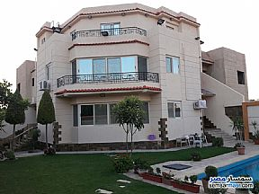 Ad Photo: Villa 4 bedrooms 4 baths 375 sqm super lux in Shorouk City  Cairo