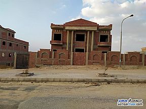 Ad Photo: Villa 6 bedrooms 4 baths 1200 sqm without finish in El Ubour City  Qalyubiyah