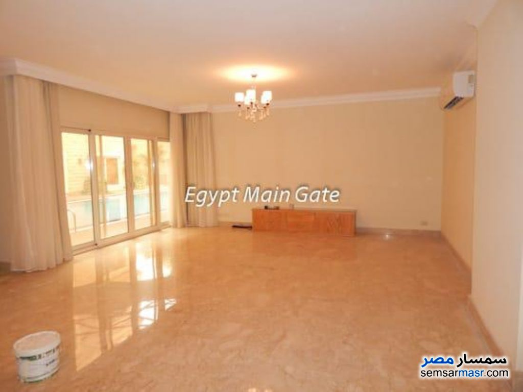 Photo 1 - Villa 5 bedrooms 5 baths 425 sqm extra super lux For Sale Maadi Cairo